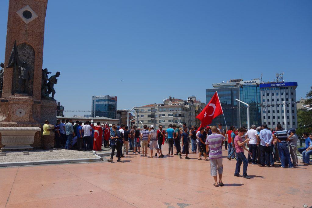 Militärputsch in Istanbul (38)